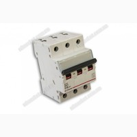 Автоматичний вимикач Zuver 3п. 16 А, 20 А, 25 А, 32 А, 40 А, 50 А