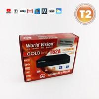 Т2 тюнер World Vision T62А - 32 HD канала и Youtube, IPTV, Megogo, Погода и Почта