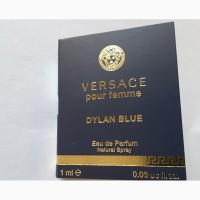 Пробник парфюмированной воды 1, 0 мл, versace pour femme dylan blue