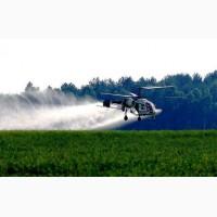 Обробка полів гелікоптером