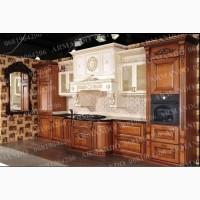 Кухня на заказ из дерева в Одессе. Фабрика Armando. Гарантия качества