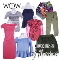 GUESS GUESS BY MARCIANO женская одежда оптом