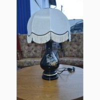 Настольная лампа бу антиквариат Старинная лампа Антикварные люстры Старинные люстры Ретро