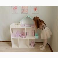 Мебель для кукол TorbaSuper, комплект, ручной работы