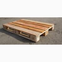 Поддоны деревянные, паллеты
