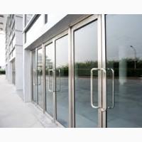 Алюминиевые двери входные для частного дома, офиса или магазина. Двери с ...