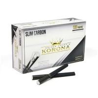 Сигаретные гильзы Korona Slim 500 шт |Портсигар| Машинки ручные и электро от ТАБАК ОПТ