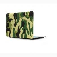 Чехол Hardshell Case Green Khaki для MacBook 13 2020 Air/Pro M1 зеленый хаки Чехол Хаки д