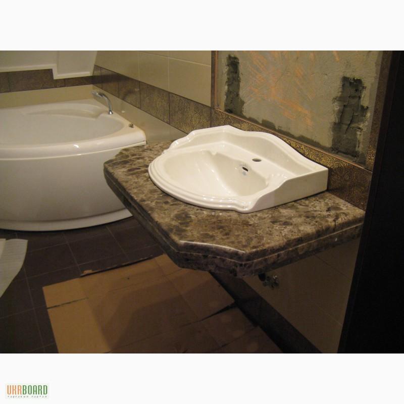 Каркас для столешницы в ванную
