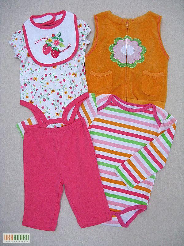 Одежда Детская Из Америки