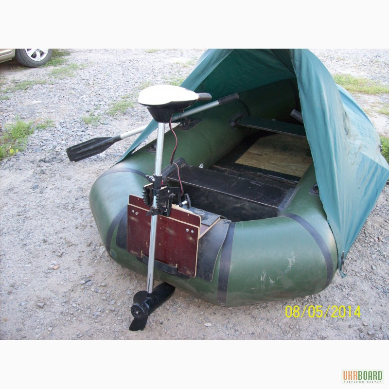 какой электромотора для лодки