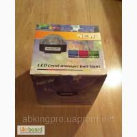 Музыкальный диско шар для вечоринок Led Magic Ball Light YPS-D50, светомузыка
