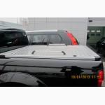 Продам. Алюминиевая крышка Nissan NP300, крышка Нисан НП300