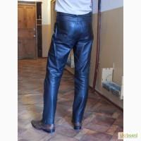 Продам б/у кожаную куртку и кожаные штаны