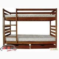 Деревянная кровать Трансформер-1