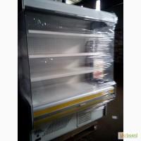 Холодильная горка бу, холодильный стеллаж бу, регал бу