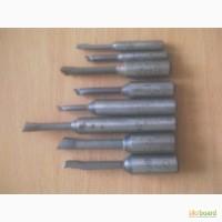 Купить резец расточной цельный твердосплавный со стальным хвостовиком вк6м