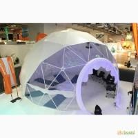 Геодезические купольные конструкции под заказ. от 50 000грн