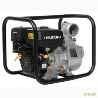 Мотопомпы Hyundai (Хундай) для грязной, чистой воды, высоконапорные. Оригинал. Доставка