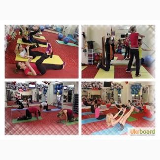 Курсы инструкторов пилатеса «Здоровая спина» Федерации Нью Боди
