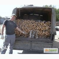 Продаем дрова доставка по Василькову, Киеву и Киевской области