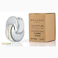 Bvlgari Omnia Crystalline туалетная вода 65 ml. (Тестер Булгари Омния Кристалайн)