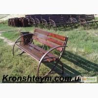 Скамейки, лавочки уличные сварные и кованые металлоизделия