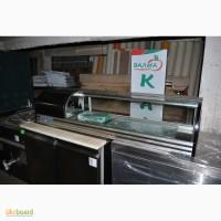 Продам витрину холодильную бу барную для пиццерии настольная Cheering (суши-кейс)