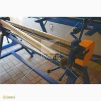 Вальцовочный станок (вальцы) для изготовления труб (Польша)