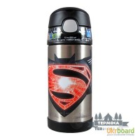 Детский термос Thermos Bottle 0, 35L - Batman Superman