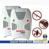 Отпугиватель грызунов и тараканов Riddex Quad