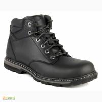 Распродажа! Кожаные ботинки Skechers - практичные, на болото и слякоть