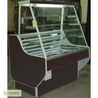 Витрина холодильная кондитерская длинной 1 метр новая на гарантии