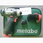 Шуруповерт Metabo PowerMaxx BS Basic 2 аккум
