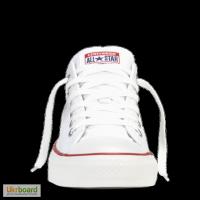 Продам кеды Converse белые низкие