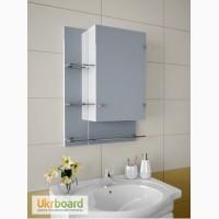 Шкафчик в ванную с зеркалом