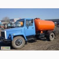 Продам ассенизаторскую машину на базе ГАЗ-3307