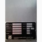 Вышивальная машина ZSK (6 голов - 11 игл)