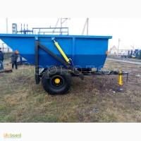Напівпричіп тракторний НТС-5 (новий)