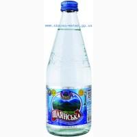 Шаянская, минеральная вода, сильно-газированная, стекло, емк.0, 5л