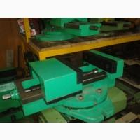 Продам тиски станочные поворотные 250 мм Новые