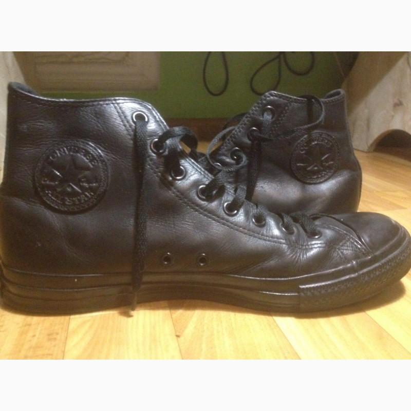 e1dee5d9c04c Продам кожаные Кеды Converse All Star, б у - купить кожаные Кеды ...