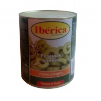 Оливки резаные, оливки резанные для пиццы, запеканок