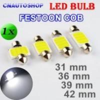 С5W Led Nano авто лампы, тянет 3 Вата а светит как 20 Ватт 4 шт -120 грн