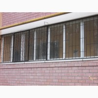 Решетки на окна, балкон