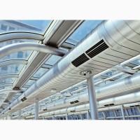 Установка вентиляционных систем Kvento