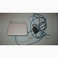 ADSL модем Wi-Fi роутер ZTE ZXV10 H108L