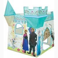 Детская палатка Frozen замок