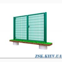 Ворота из сетки Классик H-1, 0м, L-3м