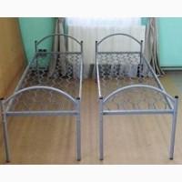 Кровать металлическая одноярусная ЕКП 190*700